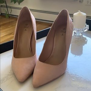 Pink Mykel Pointy Pumps from Call It Spring